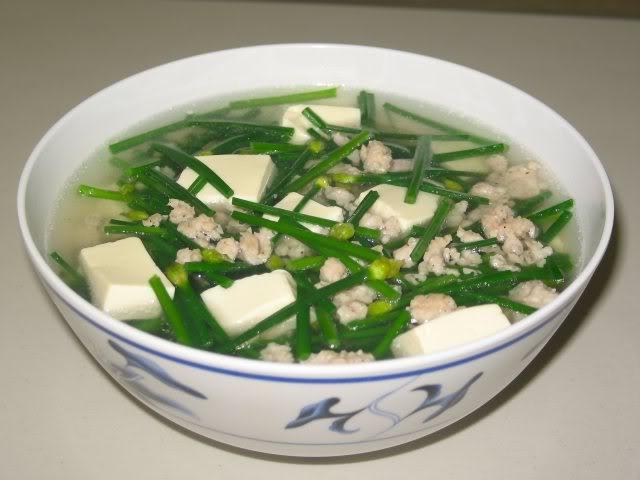 Cách làm món canh măng tây bổ dưỡng