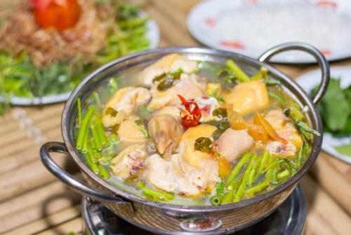 Bán lá giang tại Hà Nội