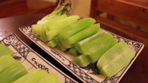 Cây rau ngó xuân – Nguyên liệu chế biến những món ăn thơm ngon hấp dẫn