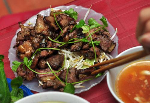 TOP 4 quán ship đồ ăn đêm ngon ở Hà Nội vào buổi tối