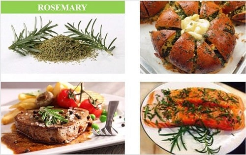 Hướng dẫn chế biến các món ăn với lá thyme (lá xạ hương) ngon