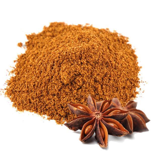 Công dụng của bột hoa hồi
