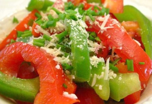 salad ot chuong