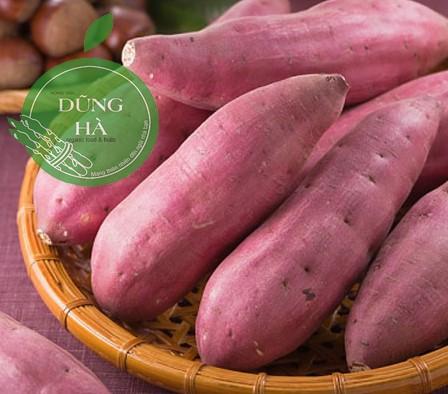 khoai lang thuc pham duoc ua chuong
