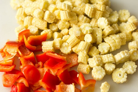 Giá trị dinh dưỡng trong ngô bao tử