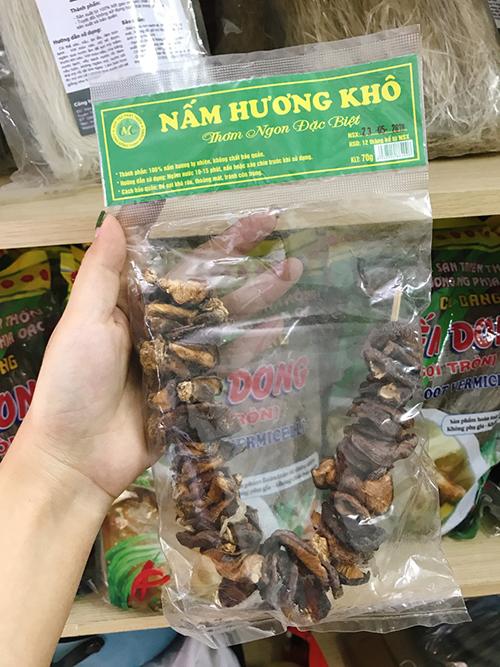 nam huong kho