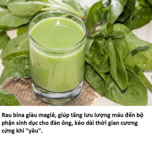 Những thực phẩm hàng ngày tăng cường sinh lực có thể bạn chưa biết