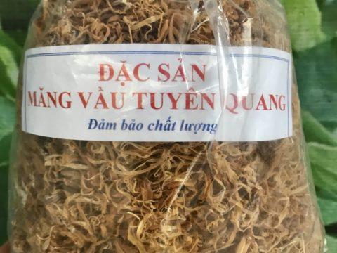 Bán măng khô nguyên chất 100% thơm ngon mềm sạch cho chợ tết 2019