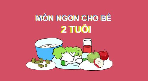 thuc don cho be 2 tuoi an com