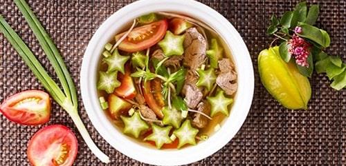 Thịt bò nấu canh gì ngon. Trọn bộ công thức từ Kinggroup